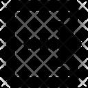 Logout Door Exit Icon