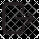 Ui Web Logout Icon