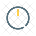 Logout Turn Off Icon