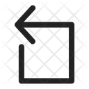 Logout Exit Log Out Icon