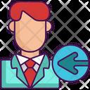 Logout Authentication Password Icon