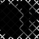 Logout Outside Exit Icon