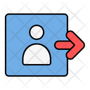 Logout Log Out Exit Icon