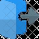 Logout Doot Interface Icon