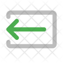 Logout Arrow Move Icon