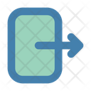 Logout Sign Out Exit Icon