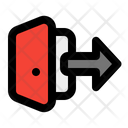Logout Exit Out Icon