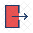 Logout Exit New Icon