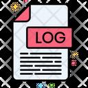 Logs Icon