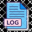 Logs Coding Programming Icon