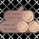 Wood Logs Wood Logs Icon
