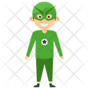 Loki Superhero Cartoon Comic Superhero Icon