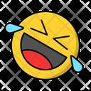 Lol Laughing Laugh Icon