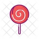 Lolipop Sweet Candy Icon