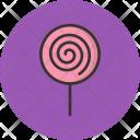 Lollipop Lollypop Sweet Icon