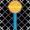Lollipop Sweet Desert Icon