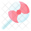 Candy Lollipop Food Icon