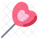 Candy Lollipop Love Icon