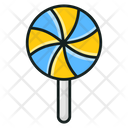 Lollipops Lolly Confectionery Icon