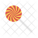 Lollipop Candy Sweet Icon