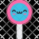 Lollipop Candy Sugar Icon