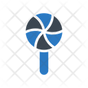 Lollipop Candy Toffee Icon