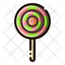 Lolipop Candy Sweet Icon