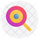 Christmas Lollipop Candy Icon