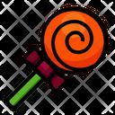 Candy Sugar Lollipop Icon