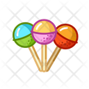 Lollipop Food Meal Icon