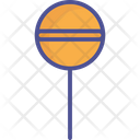 Lollipop Candy Candy Stick Icon