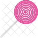 Lollipop Sweet Confectionery Icon