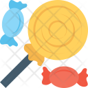 Lollipop Candy Lolly Icon