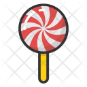 Lollipop Spiral Lolly Icon