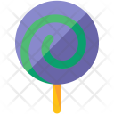 Lollipop Sweet Icon