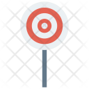 Candy Lollipop Toffee Icon
