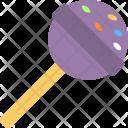 Lollipop Lolly Stick Icon