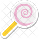 Lollipop Confectionery Sweet Icon