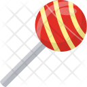 Lollipop Candy Stick Icon