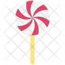 Lolly Confectionery Sweet Snack Icon