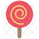 Lolly Pop Dessert Treats Icon