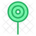 Spiral Candy Lolly Icon