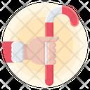 Lollipop Christmas Winter Icon