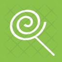 Lolly Lollipop Sweet Icon