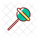 Lolly Pop Candy Lolipop Icon