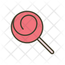 Lollypop Candy Lolly Icon