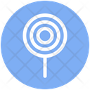 Lollypop Candy Dessert Icon