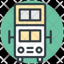 London Bus Double Decker Icon