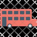 London Bus Transport Icon