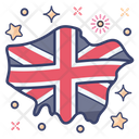 London Map Country Map Paper Map Icon